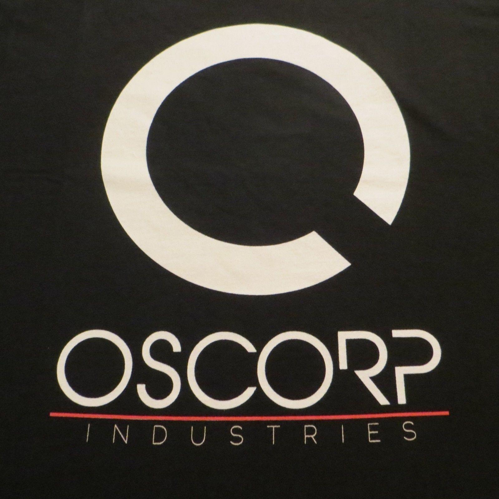 Oscorp industries xl t-shirt - new - marvel amazing spider