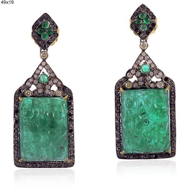 Designer Earrings Women's Jewelry  WW-9375 #Handmade #DropDangle