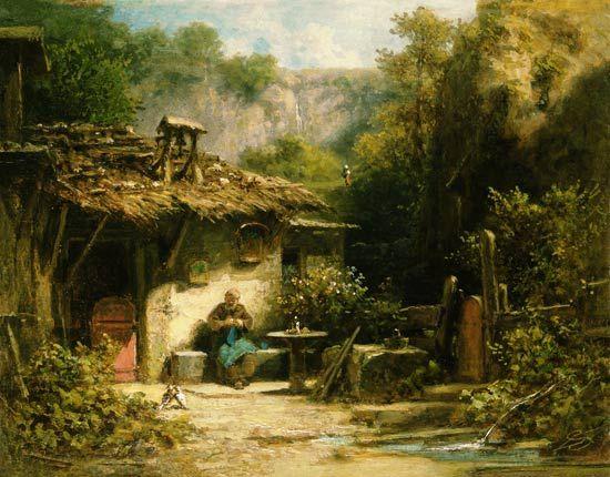 Un ermitage