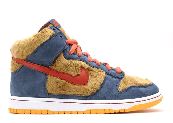 Nike Dunk SB High - Premium SB Three Bears | Nike Dunks, Bears and ...