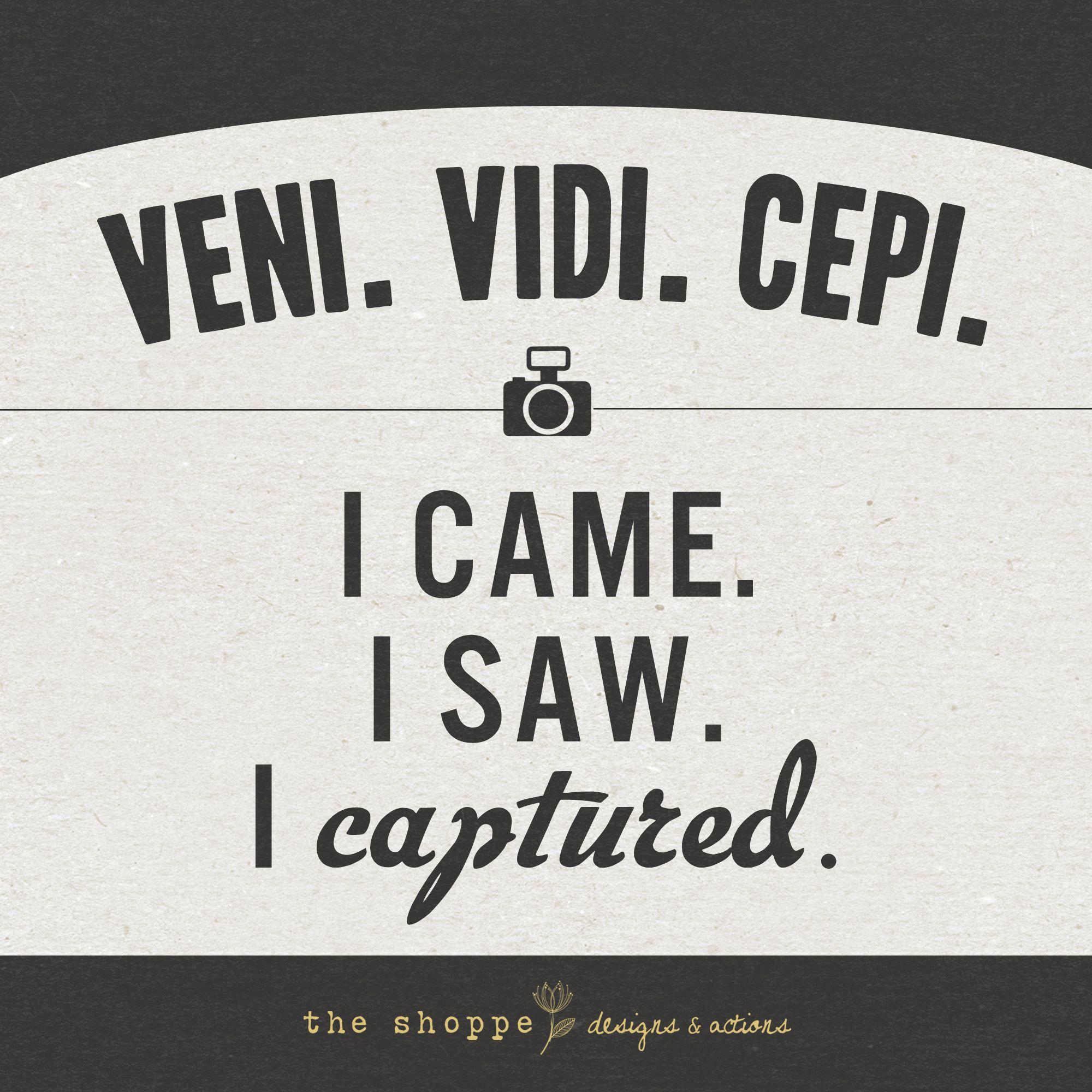 I Came I Saw I Captured Quotes About Photography Photographer Quotes Words
