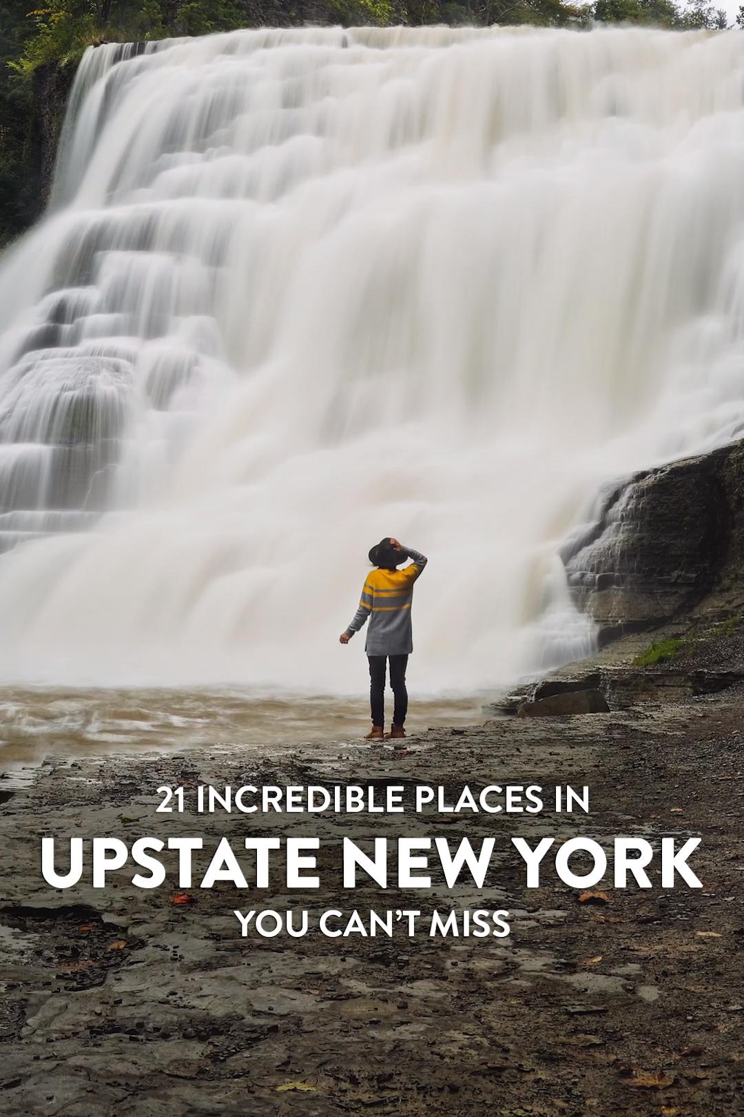 21 Best Places to Visit in Upstate NY // Local Adventurer #newyork #iloveny #ny #usa #visittheusa #roadtrip #localadventurer