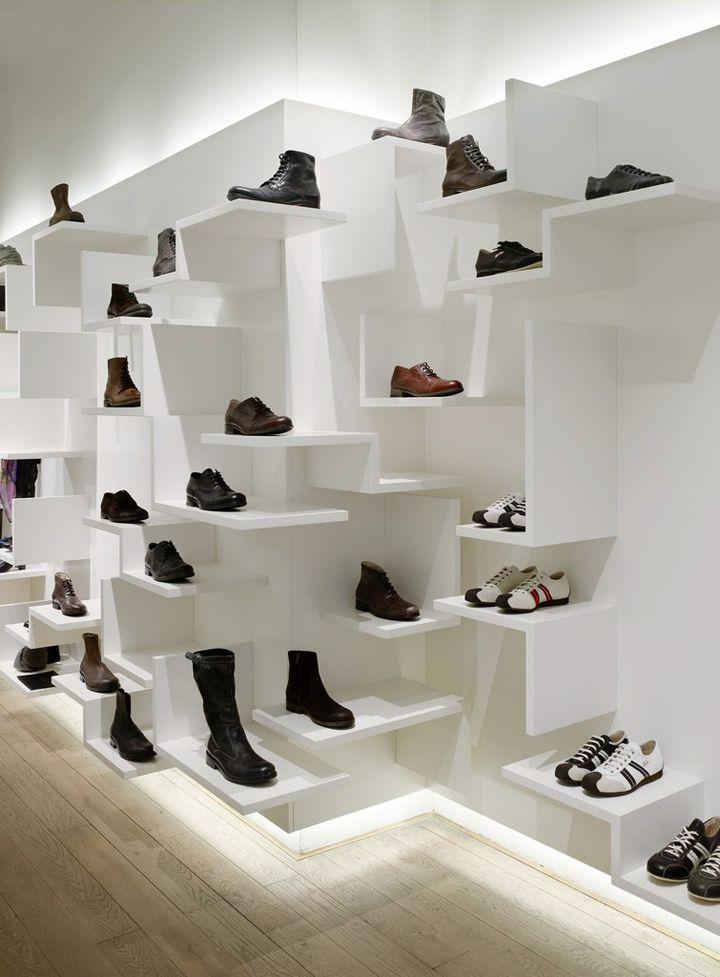 Zeha flagship store by studio oneway berlin store design for Designer stuhle outlet