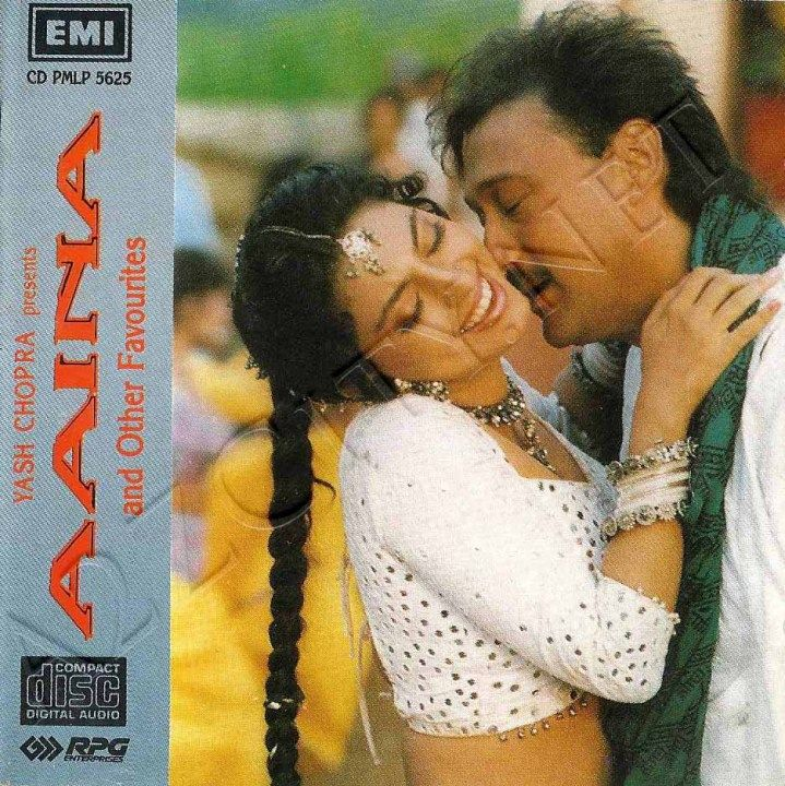 Aaina [1993-MP3-VBR-320Kbps] | Movie | Bollywood movie songs