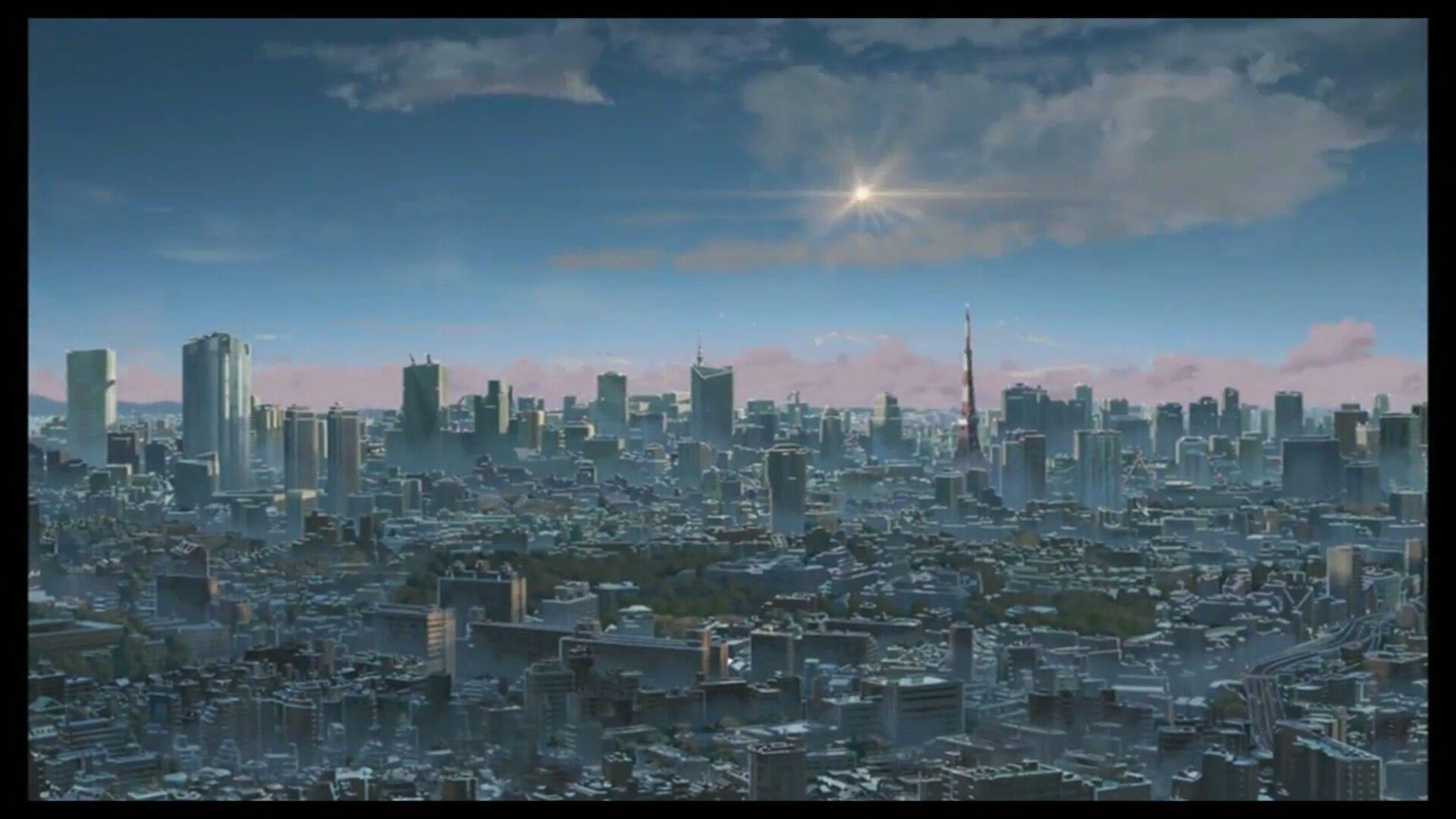 Your Name Tokyo Kimi No Na Wa Kimi No Na Wa Wallpaper