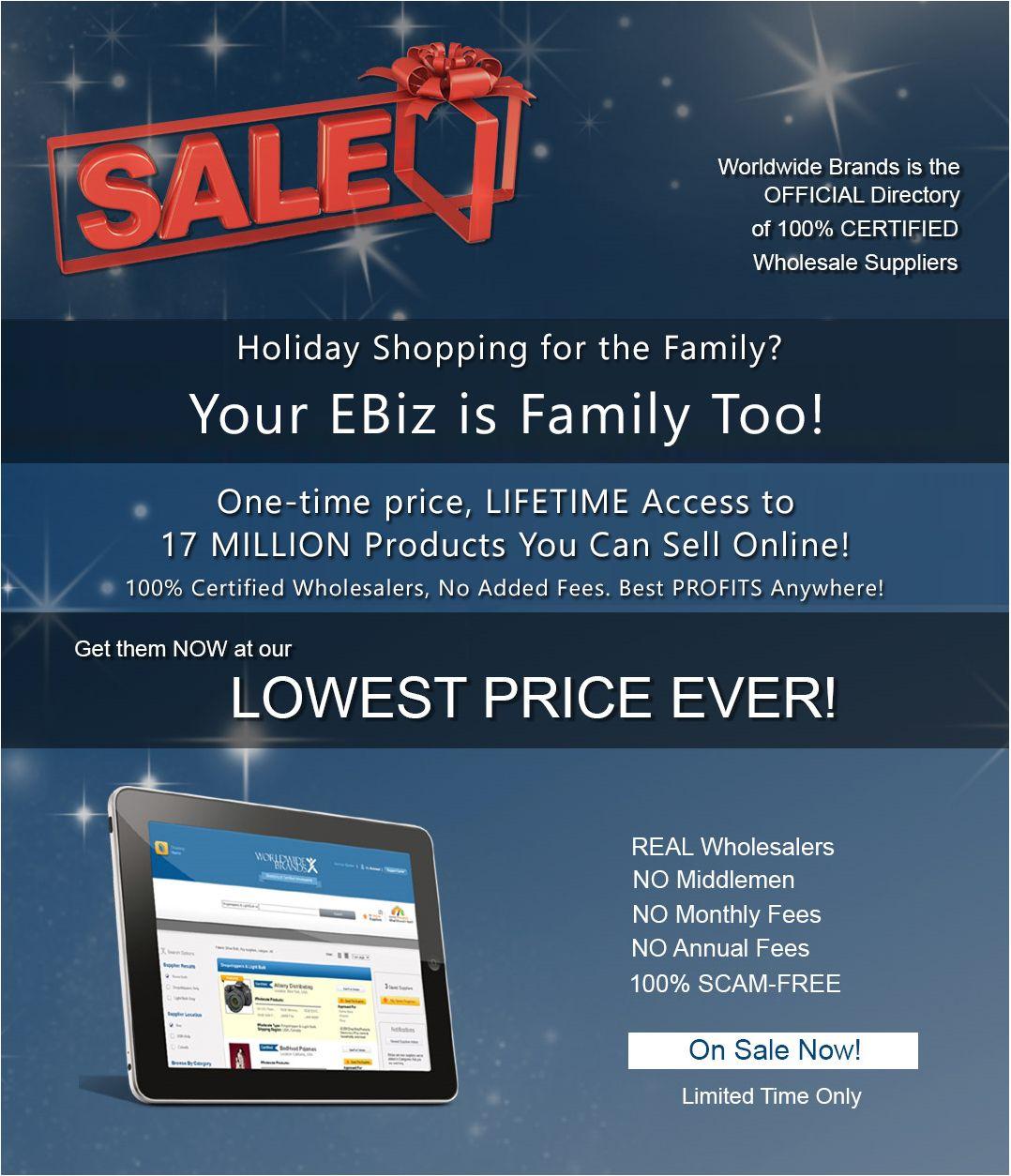 Worldwide Brands | Directory of Wholesale Distributors | Website