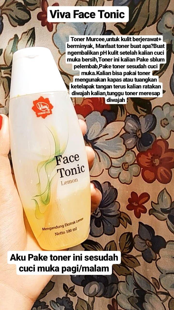 Review Viva Milk Cleanser Lemon Un Tu Kulit Berjerawat