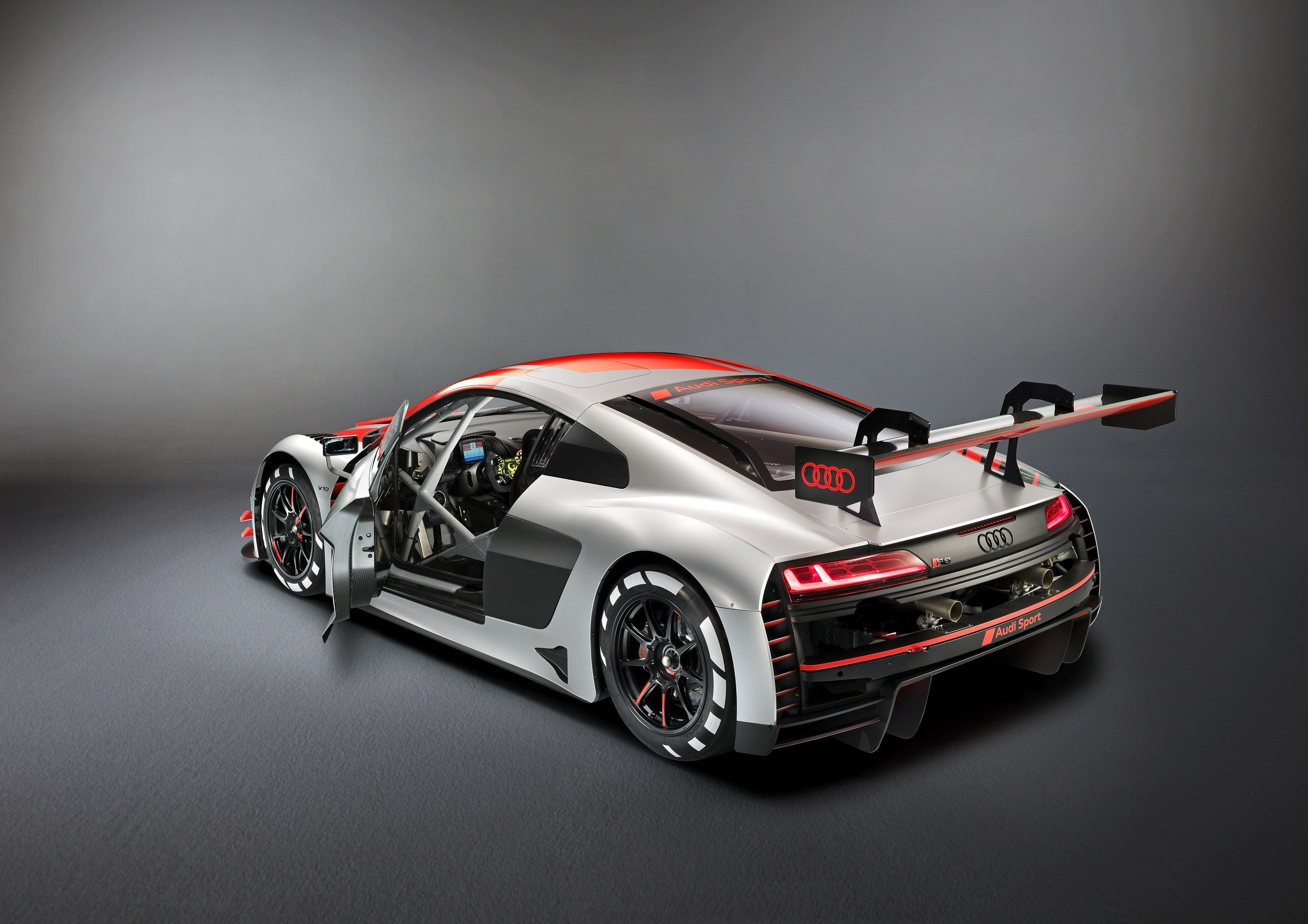 New This New Audi R8 Lms Gt3 Serves As A Preview For The 2020 Audi R8 New Audi R8 Audi Audi R8