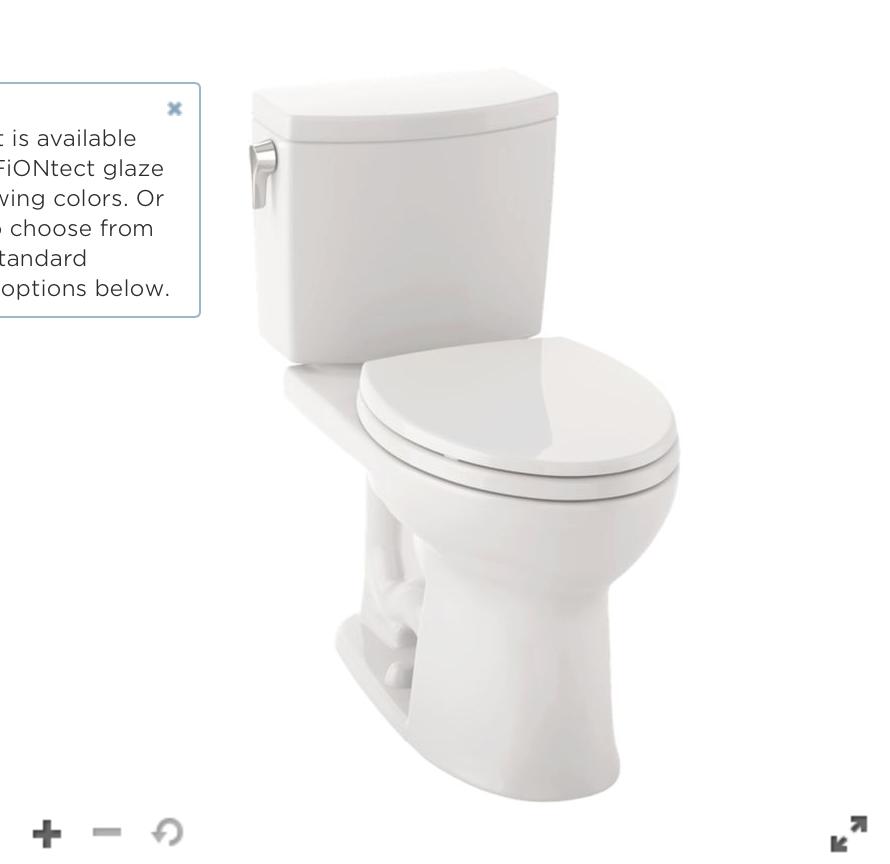 Toto Drake Toilet Toto