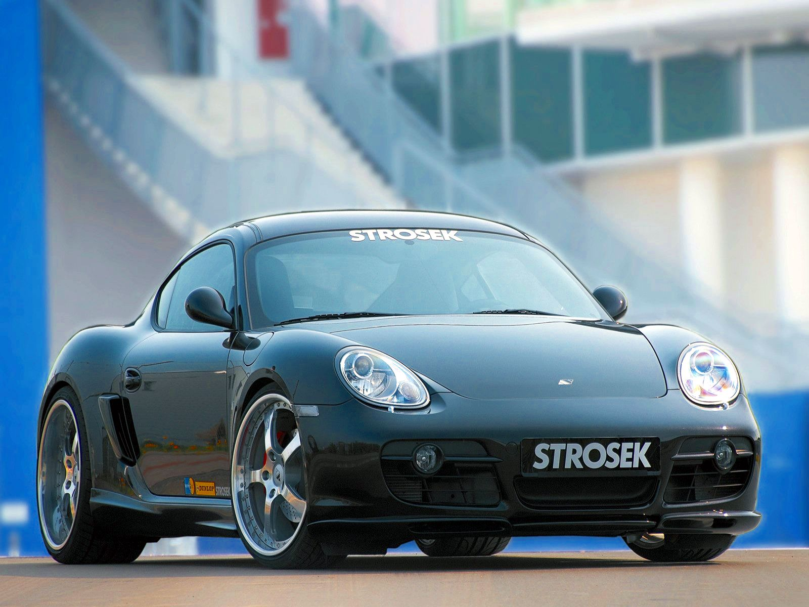 Strosek Porsche Cayman Porsche Cayman S Porsche Porsche Boxter