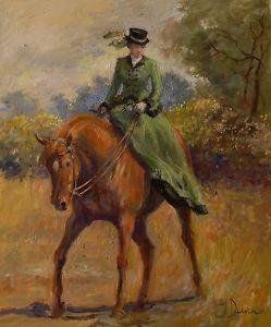 side saddle art | Artistic Impulse | Pinterest | Amazzoni