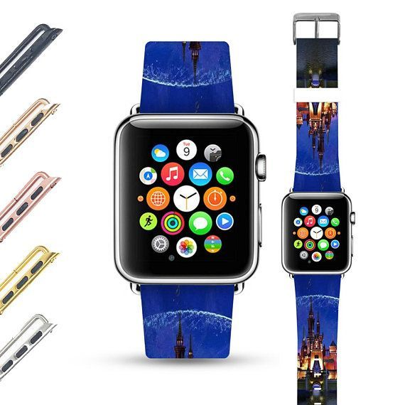 Apple watch band women genuine leather watch strap apple