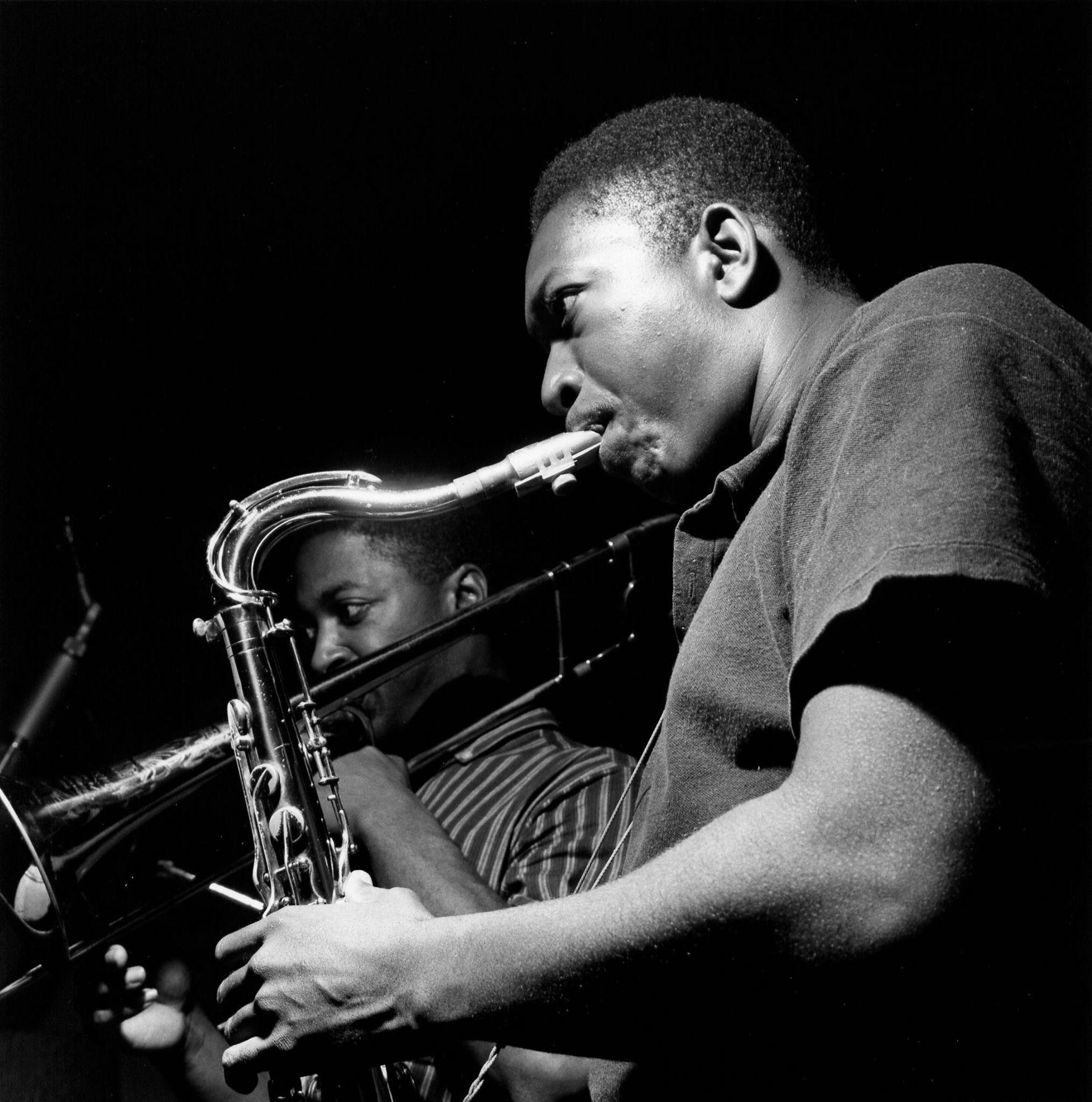 Pin by John Sheppard on Trane Jazz musicians, Jazz funk