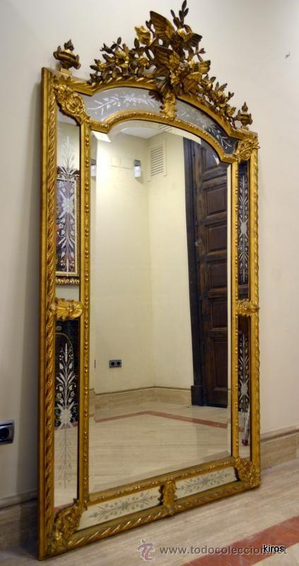 Gran Espejo De Palacio Dar Usaa General En 2019