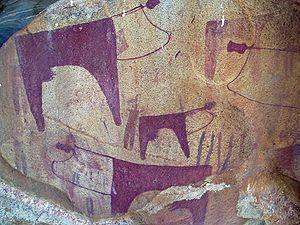 Esihistoriallinen taide – Wikipedia