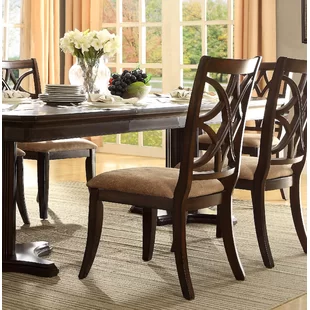 Kitchen Dining Chairs You Ll Love Wayfair Side Chairs Solid Wood Dining Chairs Traditional Dining Chairs