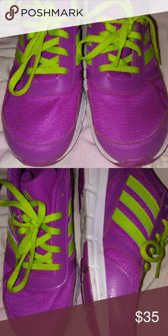 Adidas ortholite womens running shoes size 5.5 Great condition Adidas Shoes Athletic Shoes