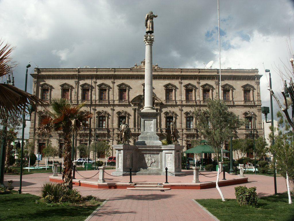 Plaza Hidalgo In Coyoacan Neighborhood House Styles Plaza Photo