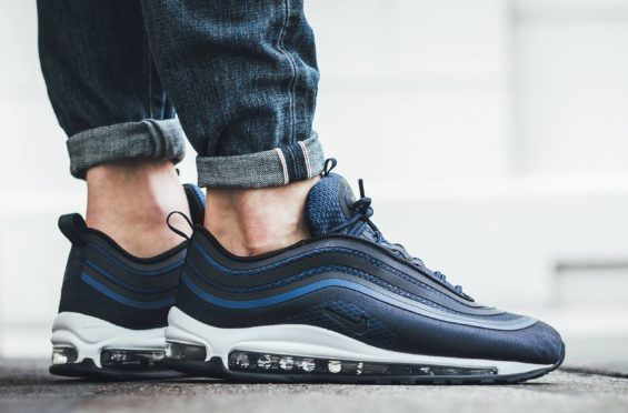 Look For The Nike Air Max 97 Ultra 17 Obsidian Now Nike Air Max 97 Nike Air Max Nike