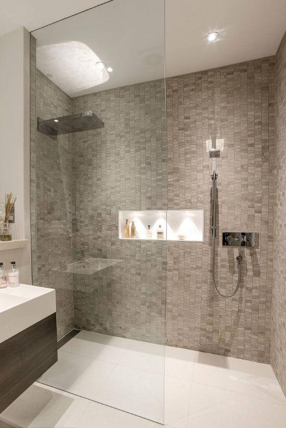 39 Luxury Walk In Shower Tile Ideas That Will Inspire You Bathroom Shower Design Shower Room Modern Bathroom Decor
