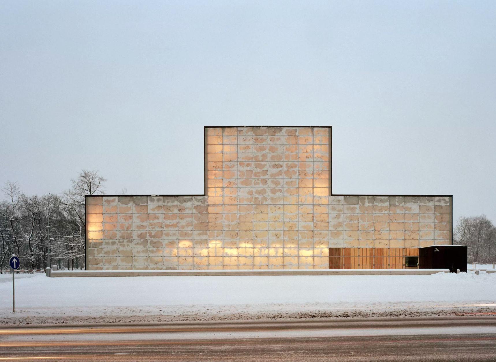 Mateo Architacture Regional Deutsche Bundesbank Head