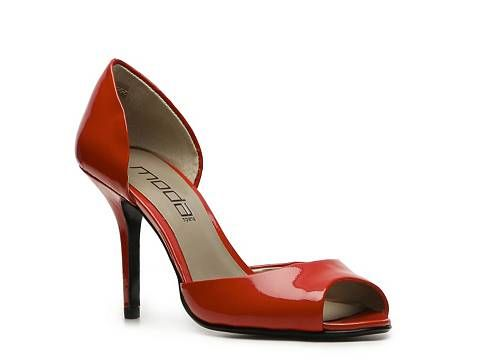 a8ef9f485a5b Moda Spana Septor Pump Peep Toes Pumps   Heels Women s Shoes - DSW ...
