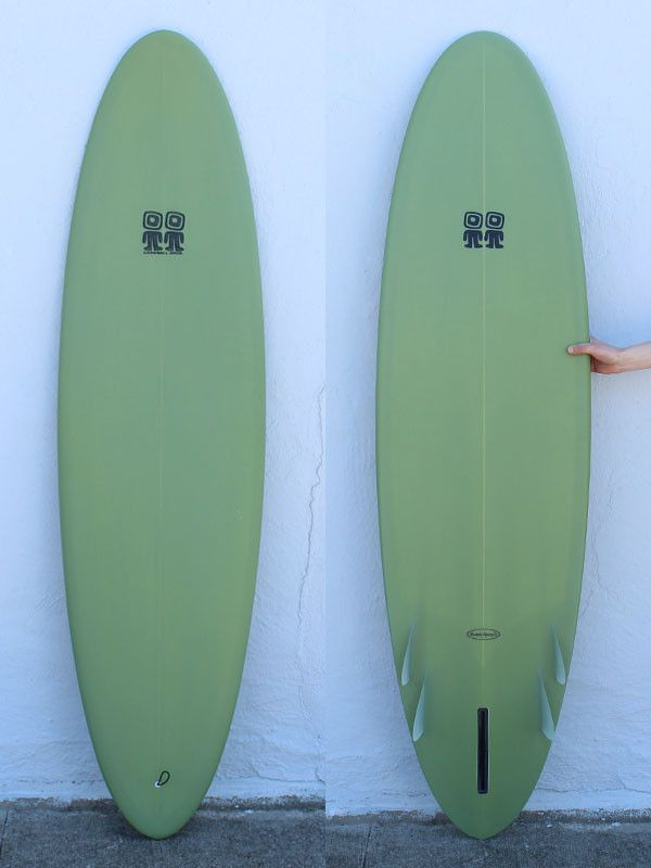 6 8 Campbell Brothers Bonzer Egg Surfboard Magic Carpet Surfing