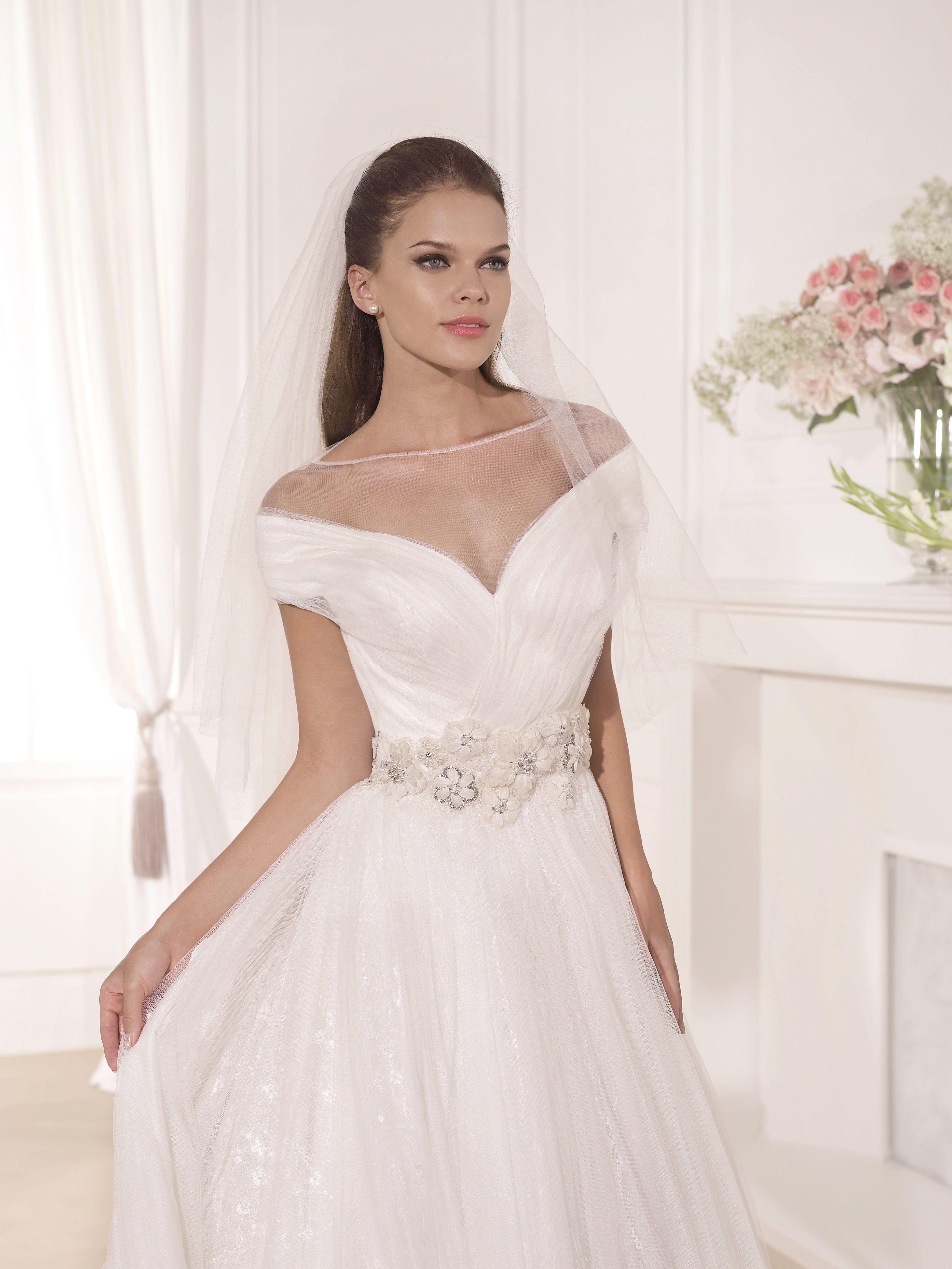 Tarik Ediz 1122 свадебное платье Wedding Dress невесты 2017