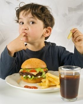 What Attracts Kids to Fast Food?