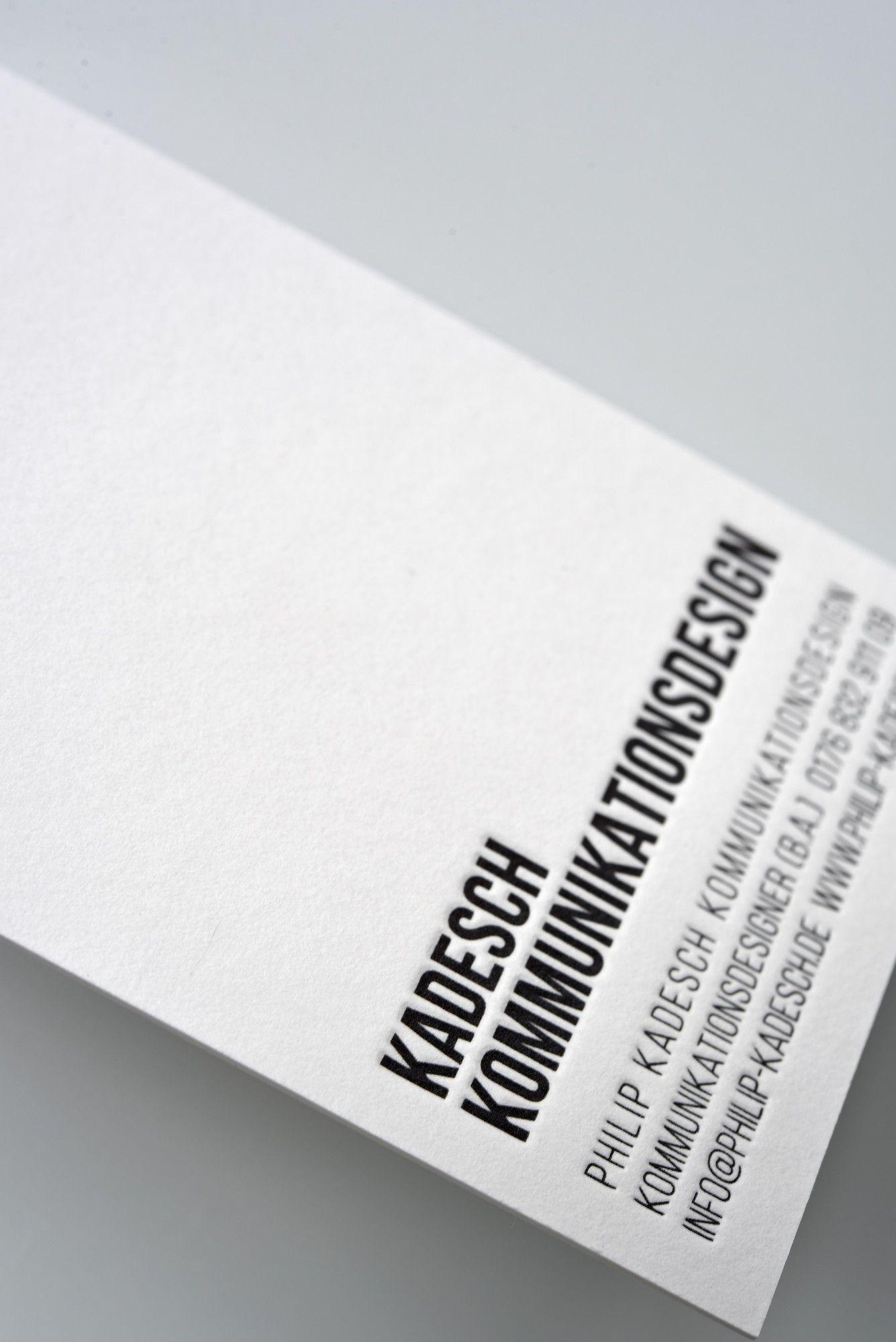 Wir Drucken Deine Letterpress Produkte Einfach Online