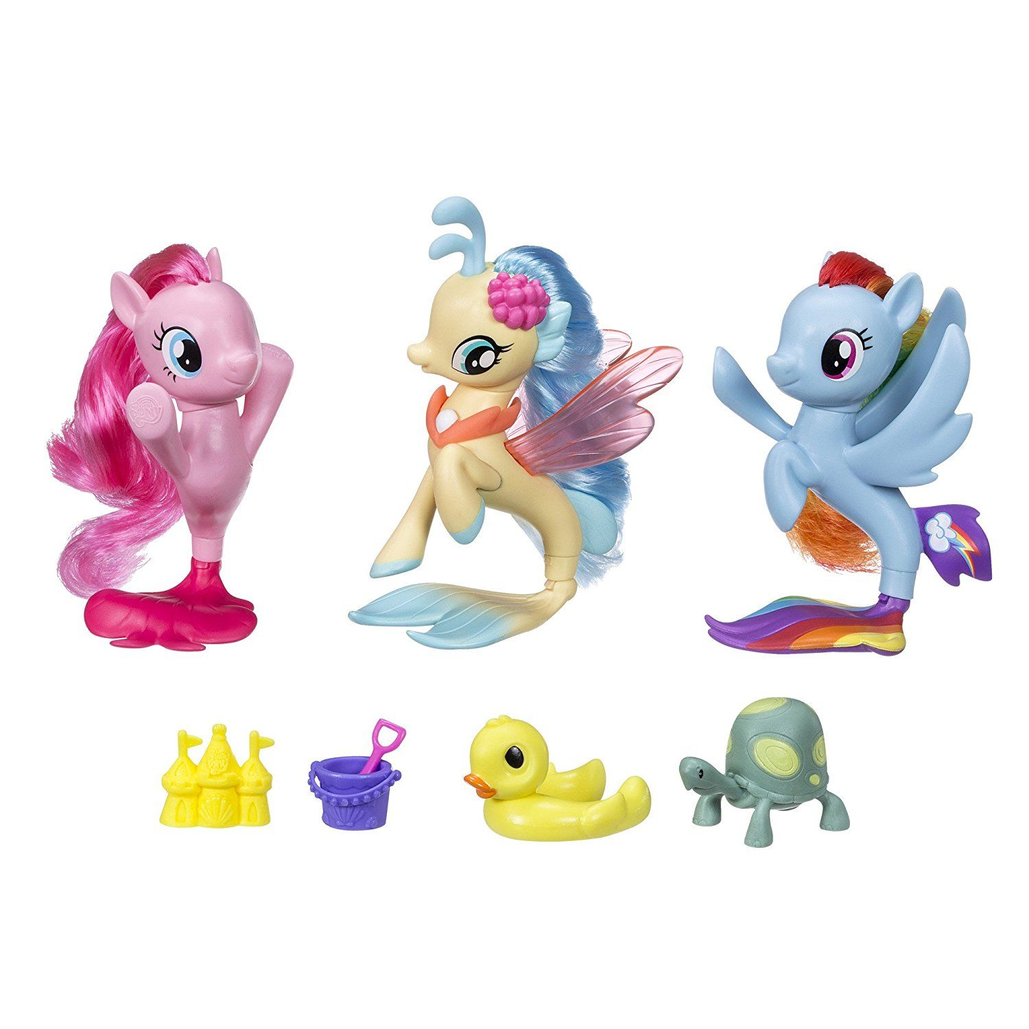 Amazon My Little Pony The Movie Seapony Collection