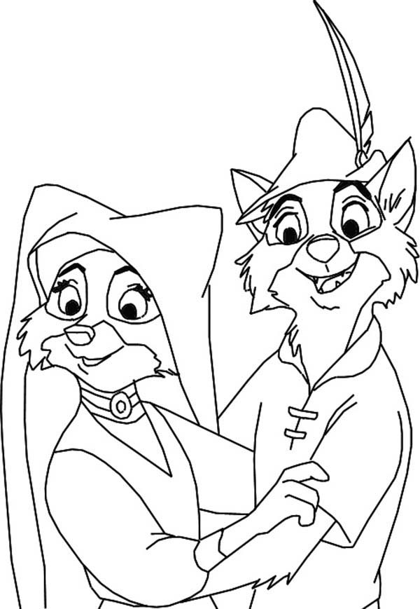 Lady Marian And Robin Hood Are Lovers Coloring Pages Best Place To Color Disney Coloring Pages Mermaid Coloring Pages Coloring Pages