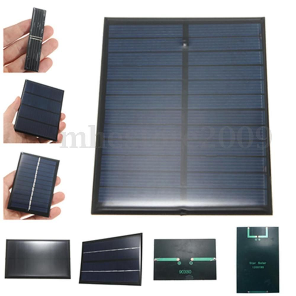1 1 5 3 5 4 5 5 5 6 9 12w Solar Panel Module For Battery Cell Phone Charger Diy Phone Charger Diy Cell Phone Charger Diy Chargers