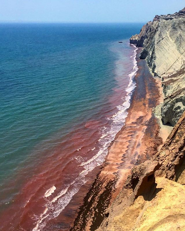 Image result for Hormuz island