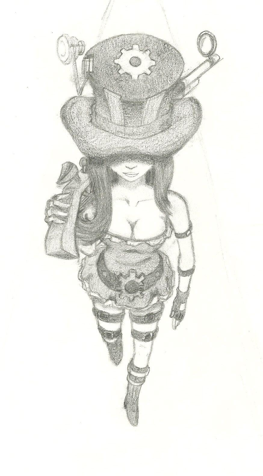 Resultado de imagem para desenhos de caitlyn lol