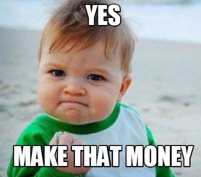 Ha ha let's do it! 👌 moneymemes memesaboutmoney