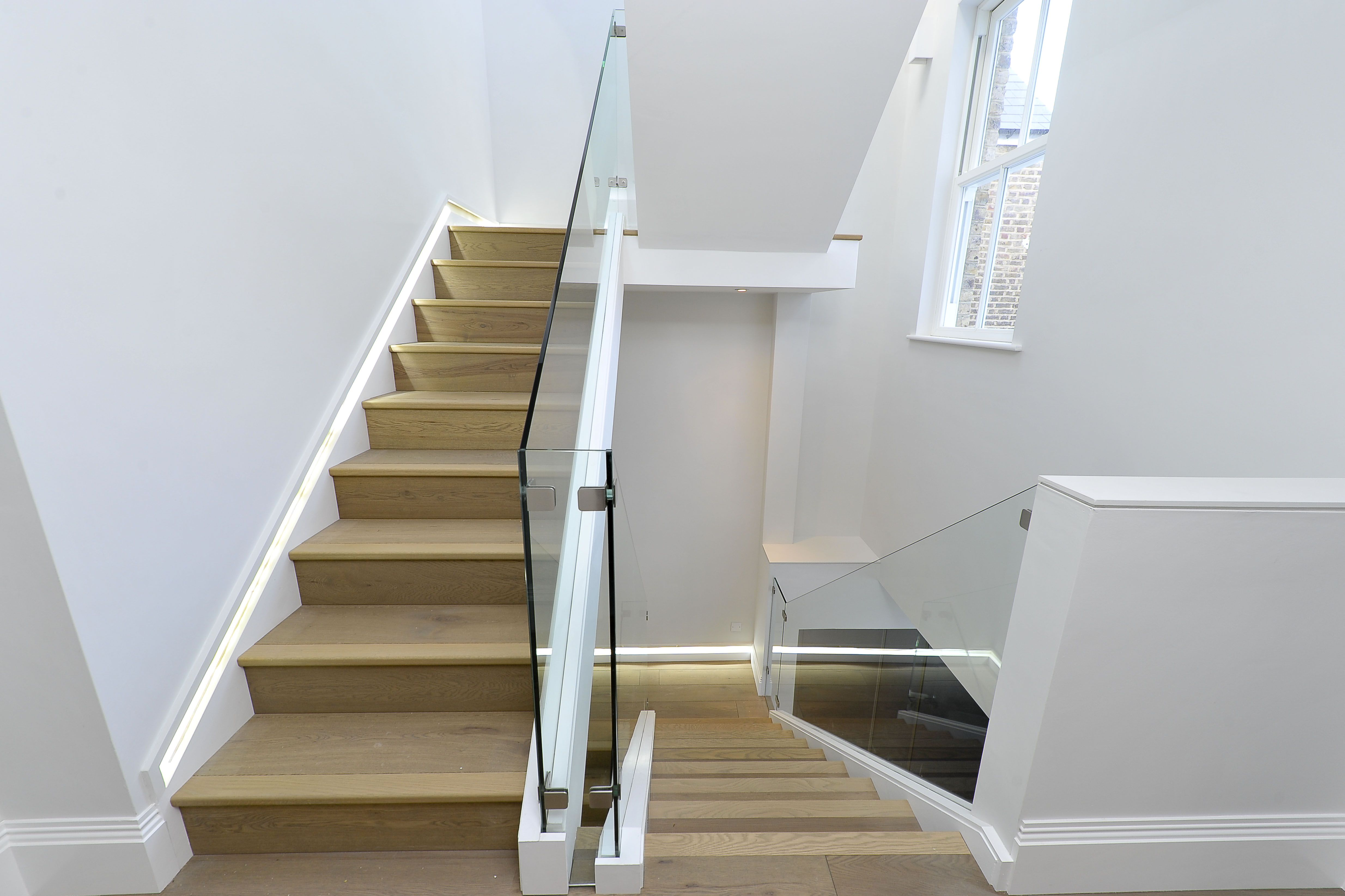Best Stairs From The First Floor Landing Residential 400 x 300