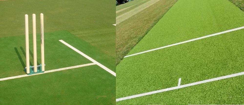 Choosing The Right Artificial Cricket Grass For Your Cricket Pitch Grass Painting Artificial Lawn Artificial Grass Carpet