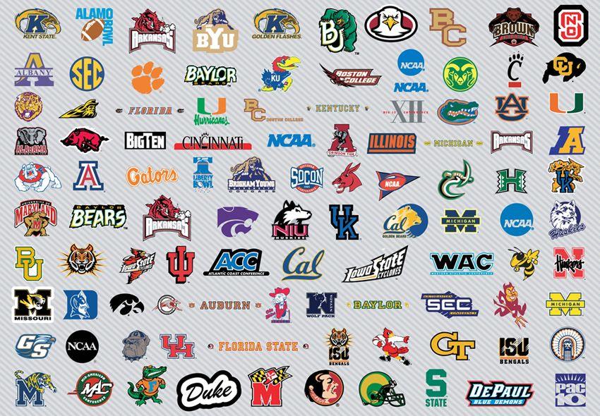 college logos clip art NCAA Basketball Logos Pt1 Ncaa
