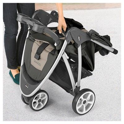 Chicco Viaro Travel System Teak Brown Products Baby