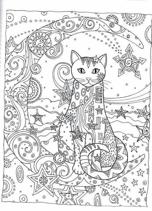 Cat Cats Kitty Kitties Kitten Kittens Feline Gatos Katze Chat Gatto Cat Kote Kocka Druku Gato Katt Macska Tulostetta Kleurplaten Dieren Kleurplaten Kleurboek