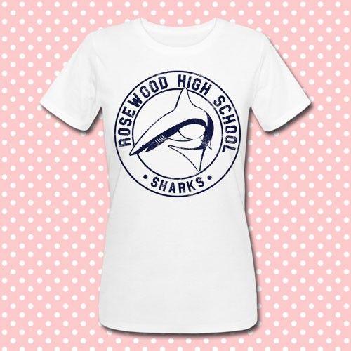 PLL Pretty Little Liars inspired T-shirt di coppia lui e lei Toby /& Spencer