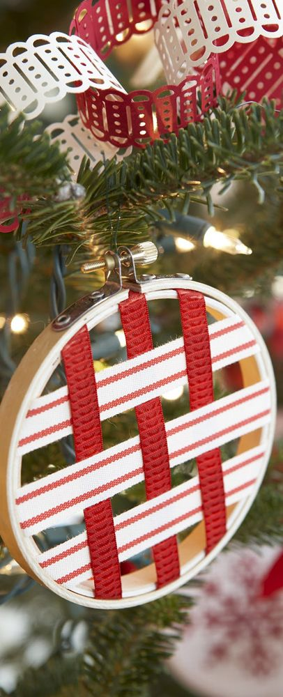 Swedish Christmas Decorations Yourcozyhome Blog I Love The Paper Chain In Christmas Ornaments Homemade Homemade Christmas Ornaments Diy Christmas Ornaments