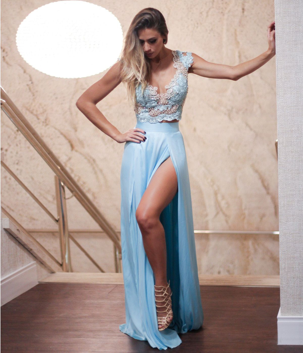 03c80c013 Looks com vestidos de festa by Cyntia Fontanella - Blog de Moda e ...