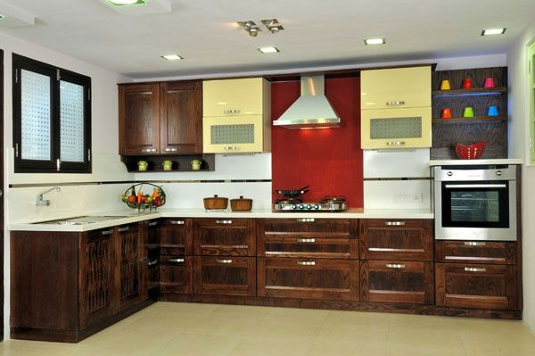... Modular Kitchen Ideas for Indian homes  Home, Beautiful and Kitchen