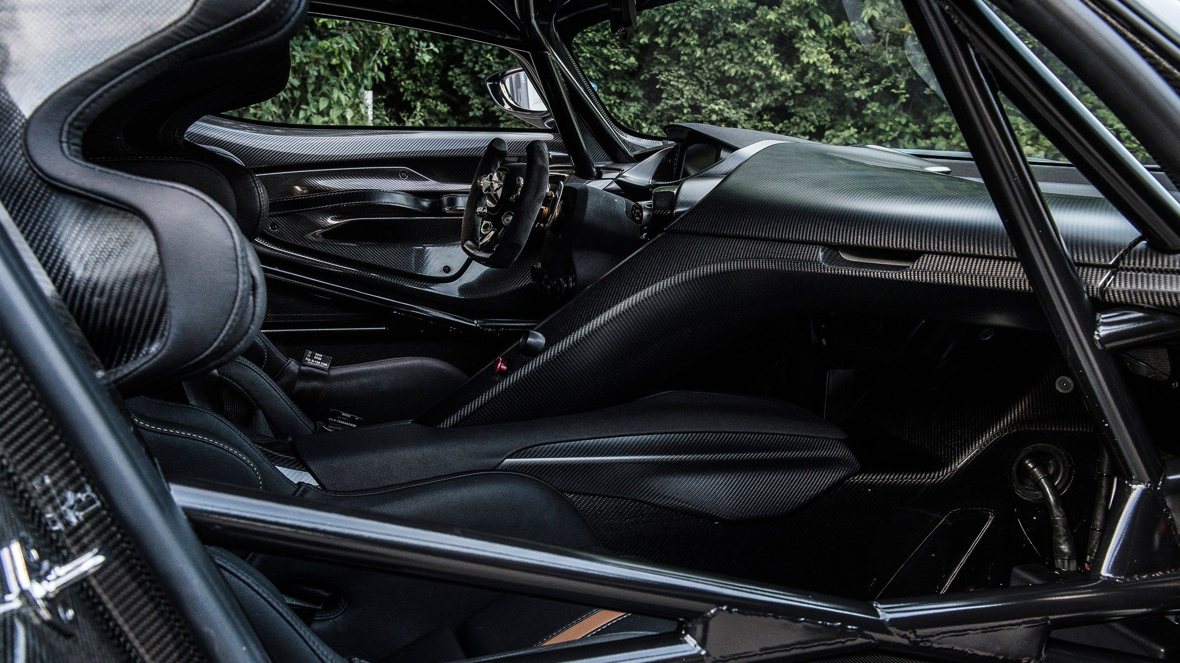 peek inside aston martin's totally bonkers, $2.3m hypercar | aston
