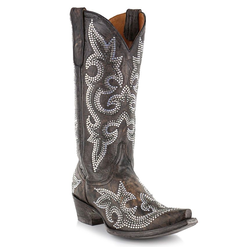 c618b0d57c7950 Old Gringo Women s Swarovski Crystal Fashion Western Boots most expensive  ive ever seen