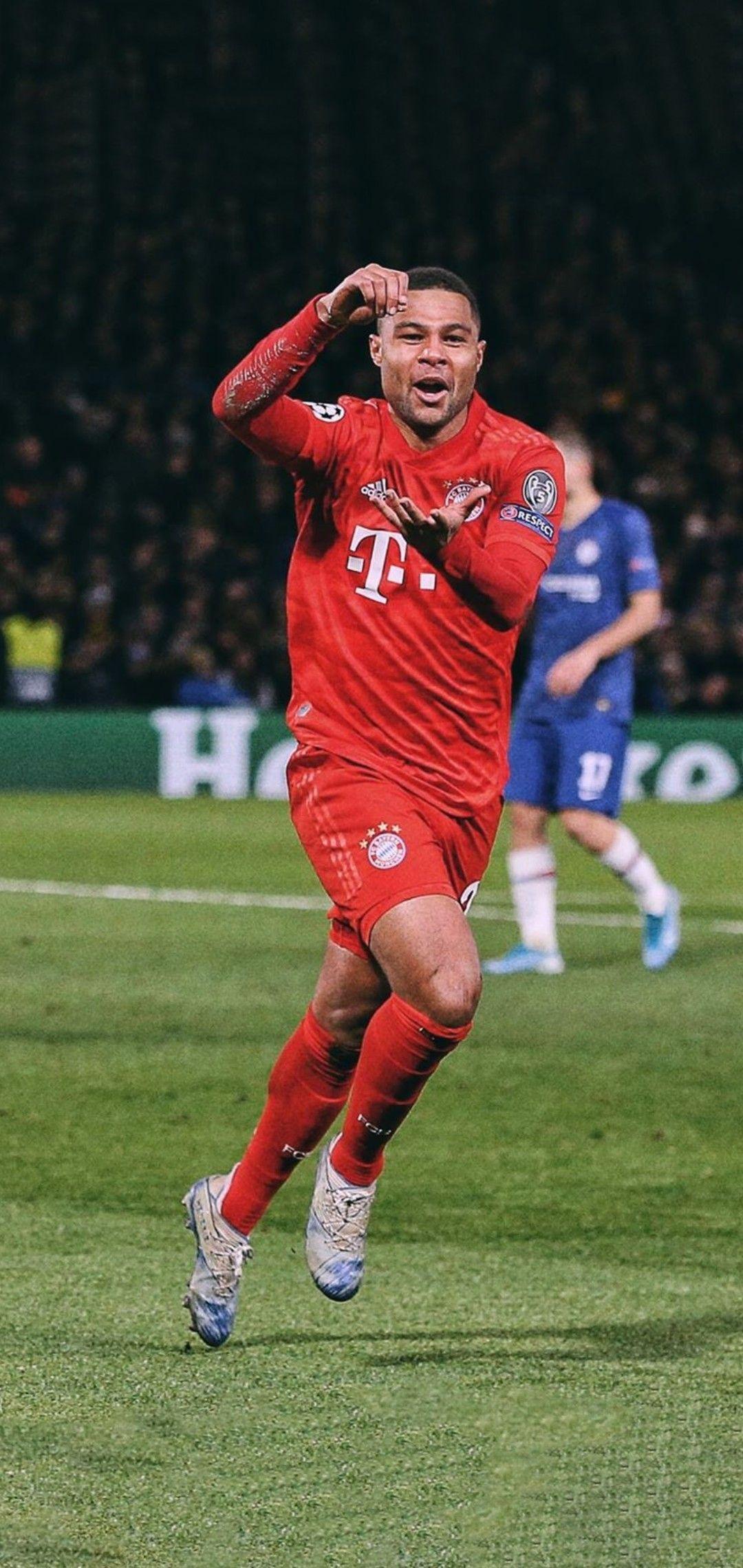 Gnabry in 2020 Bayern munich, Bayern, Football
