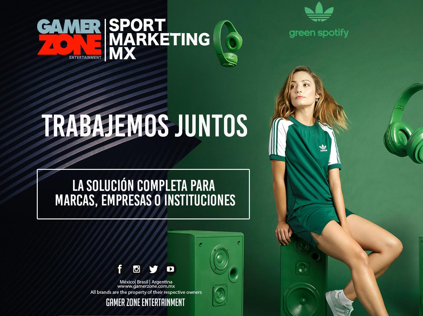 Agencia de sport marketing CDMX Marketing, Evento