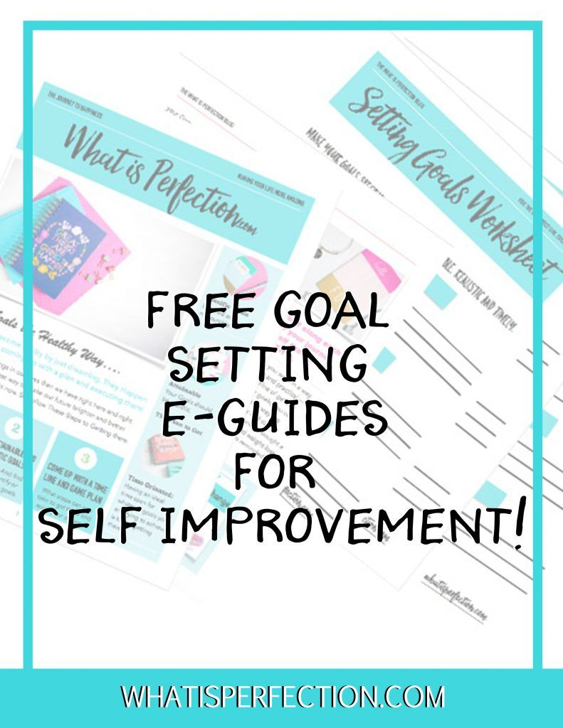 How To Change Your Life And Make It Amazing Free Worksheets